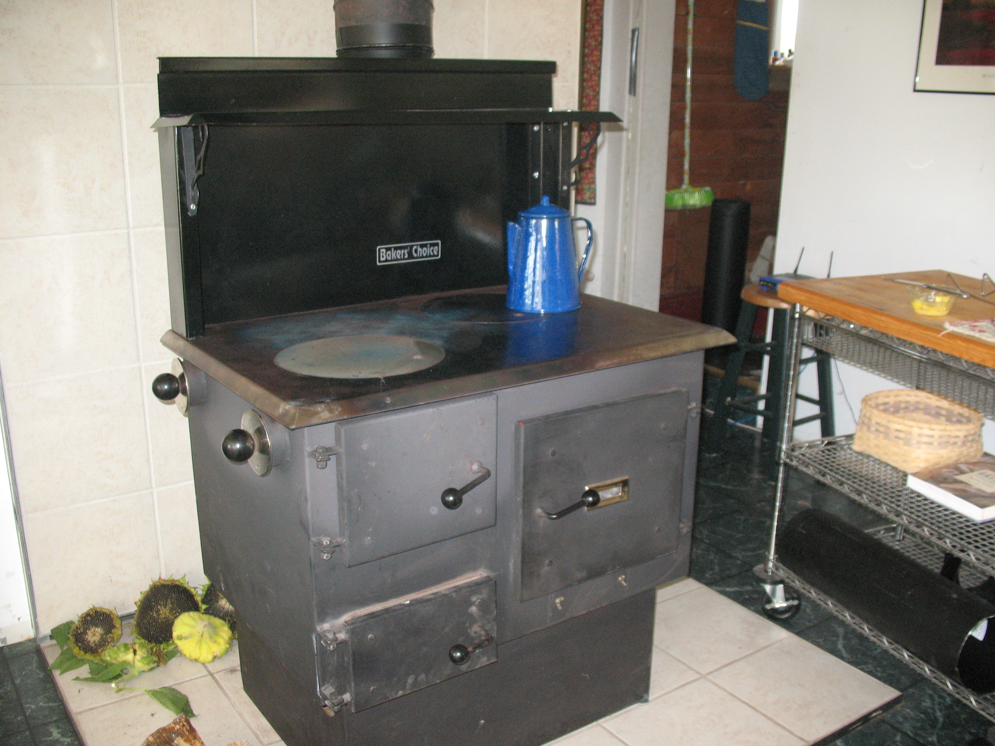 Wood Cook Stove Life Lessons