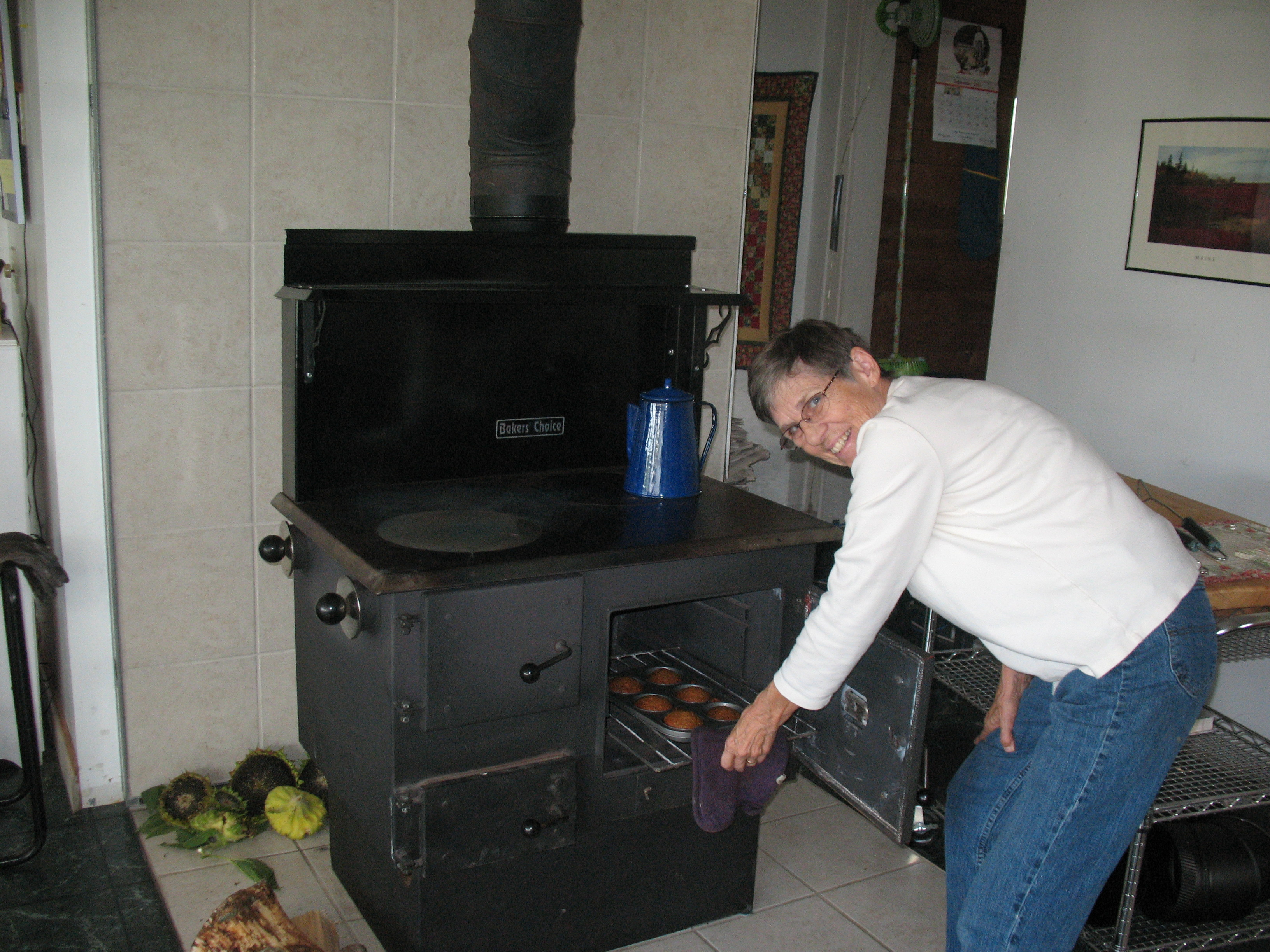 Wood cook stove life lessons for Diy cooking stove